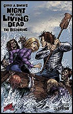 NIGHT OF THE LIVING DEAD:  The Beginning #2 Up A Creek