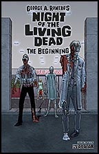 NIGHT OF THE LIVING DEAD:  The Beginning #3 Rotting