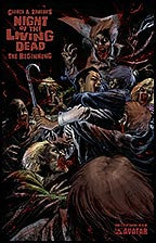 NIGHT OF THE LIVING DEAD:  The Beginning #3 Splatter Stock