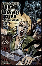 NIGHT OF THE LIVING DEAD:  The Beginning #3 Terror