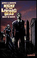 NIGHT OF THE LIVING DEAD:  Back From the Grave Gold Foil