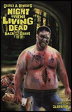 NIGHT OF THE LIVING DEAD:  Back From the Grave Rubira Painted