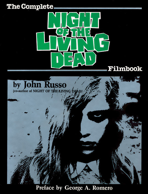 NIGHT OF THE LIVING DEAD FILMBOOK SIGNED
