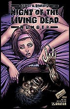 NIGHT OF THE LIVING DEAD: HUNGER #1 Don't Peak