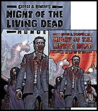 NIGHT OF THE LIVING DEAD: HUNGER Romero Signed