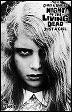 NIGHT OF THE LIVING DEAD: Just a Girl Photo cover