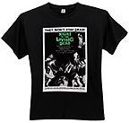 NIGHT OF THE LIVING DEAD Original Movie Poster T-Shirt -- Size Small