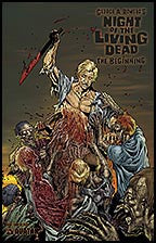NIGHT OF THE LIVING DEAD:  The Beginning #1 Gore
