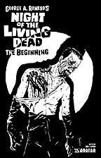 NIGHT OF THE LIVING DEAD:  The Beginning #1 Leather