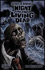 NIGHT OF THE LIVING DEAD:  The Beginning #1 Rotting