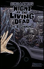 NIGHT OF THE LIVING DEAD:  The Beginning #1 Splatter Stock