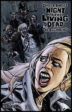 NIGHT OF THE LIVING DEAD:  The Beginning #1 Terror