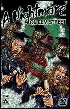 NIGHTMARE ON ELM STREET Special #1 Head of the Class