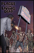 PLAGUE OF THE LIVING DEAD #1 - Digital Copy
