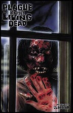 PLAGUE OF THE LIVING DEAD #1 Painted