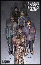 PLAGUE OF THE LIVING DEAD #1 Rotting
