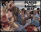 PLAGUE OF THE LIVING DEAD #1 Wraparound