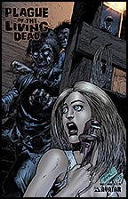 PLAGUE OF THE LIVING DEAD #2 Terror