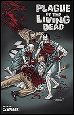 PLAGUE OF THE LIVING DEAD #3 - Digital Copy