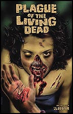 PLAGUE OF THE LIVING DEAD #3 Painted