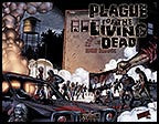 PLAGUE OF THE LIVING DEAD #3 Wraparound