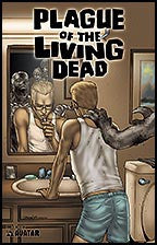 PLAGUE OF THE LIVING DEAD #4 - Digital Copy