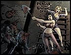 PLAGUE OF THE LIVING DEAD #4 Wraparound
