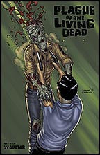 PLAGUE OF THE LIVING DEAD #5 - Digital Copy