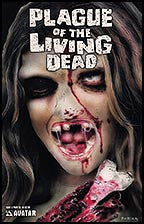 PLAGUE OF THE LIVING DEAD #5 Painted