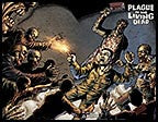 PLAGUE OF THE LIVING DEAD #5 Wraparound