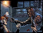 PLAGUE OF THE LIVING DEAD #6 Wraparound