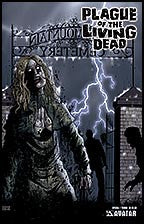 PLAGUE OF THE LIVING DEAD Special #1 Terror