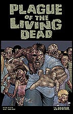 PLAGUE OF THE LIVING DEAD Special #1 Zombie Assault
