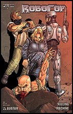 ROBOCOP: Killing Machine Special #1 Back in Action