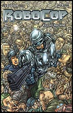 ROBOCOP: Killing Machine Special #1 Crowd Control