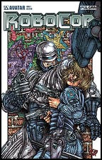 ROBOCOP: Wild Child #1