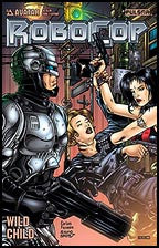 ROBOCOP: Wild Child #1 Catfight