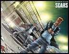 Warren Ellis' Scars #6 Wrap