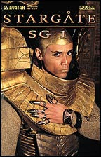 STARGATE SG-1 2004 Convention Special Photo cover