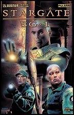 STARGATE SG-1 2004 Con. Spec. Power of Apophis