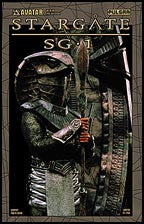 STARGATE SG-1 2004 Con Special Serpent Guard Photo