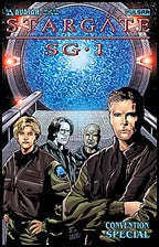 Stargate SG-1 2006 Convention Sp Bad to the Bone
