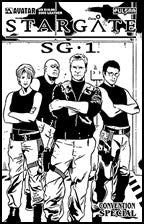 Stargate SG-1 2006 Convention Special Leather