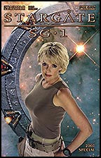 STARGATE SG1 2007 Special Carter Photo