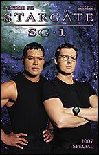 STARGATE SG1 2007 Special SDCC Photo
