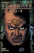 STARGATE SG1 2007 Special Tealc Edition
