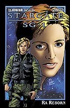 Stargate SG-1 Ra Reborn Prequel Strong Woman