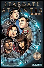Stargate: Atlantis Preview Chicago Con Gold Seal