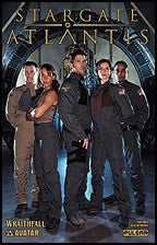 Stargate Atlantis Preview Team Photo
