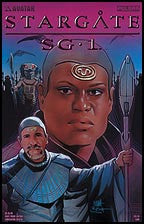 Stargate SG-1 Convention Sp First Prime Ed